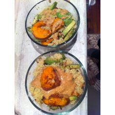 delicious vegan meals :)