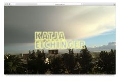 Webdesign and development for munich based writer, photographer and filmmaker…