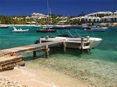 Cowpet Bay, St. Thomas - Home of the St. Thomas Yacht Club