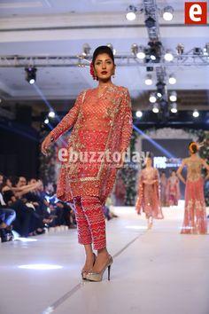 Karma Red By Maheen Kardar at PFDC Loreal Paris Bridal Week 2015