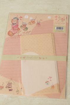 Sweet Love Letter Set