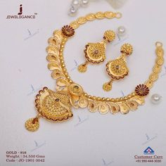 Get In Touch With us on Gold Initial Pendant, Gold Jewelry Simple, Rose Gold Earrings, Gold Choker, Gold Jewellery Design, Gold Set, Necklace Set, Indian Hair, Antique Necklace