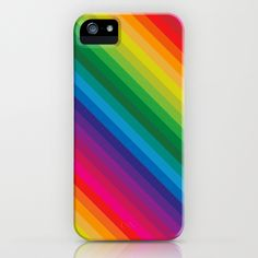 Forever Rainbow iPhone Case
