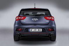 2016 Hyundai I30 back