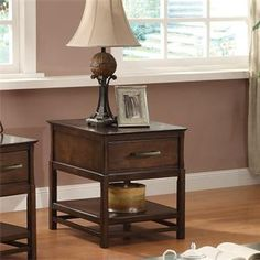 Riverside Tranquility Drawer End Table