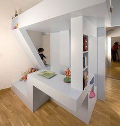 lit mezzanine maison - Google Search