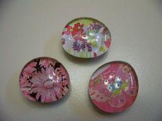 DIY Bubble magnets