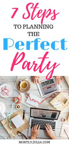 Plan your event in the easiest way, without any stress. Everyone will love your party!