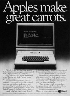 """""""Personal computers are the hottest products of the year..."""" (from 1983)"""