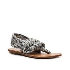 Dirty Laundry Beka Printed Flat Sandal