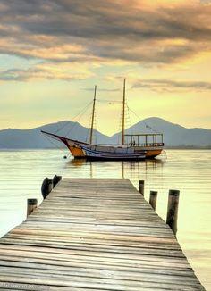 Lagoa da Conceição - Florianópolis, SC - Recomendo a todos ao lado tem um restaurante ótimo *-*