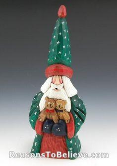 Bedtime Santa - David Francis