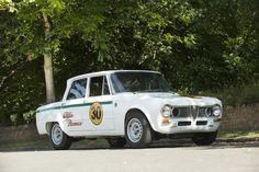Deze Alfa Romeo Giulia Ti Super Competition uit 1964 wordt te koop aangeboden door veilinghuis Bonhams. Dit exemplaar zou in eerste instantie geprepareerd..