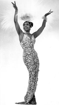Josephine Baker....Uploaded By  www.1stand2ndtimearound.etsy.com
