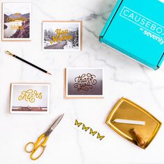 Exclusive cards from @gramrgratitude in #CAUSEBOX04//