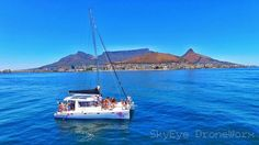Table Mountain, Cape Town, Wonders Of The World, South Africa, Westerns, African, Boat, City, Dinghy