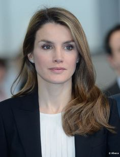Letizia Ortiz, Princess of Asturias