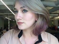Image result for violet grey hair