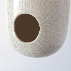 gidon bing ceramics bird house