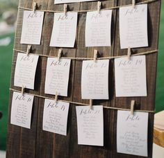 trendy wedding signs for reception seating charts table numbers Reception Seating Chart, Table Seating Chart, Wedding Table Seating, Wedding Guest Table, Reception Table, Wedding Table Assignments, Diy Wedding Table Numbers, Wooden Table Numbers, Wedding Reception Photography