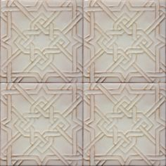 4812 Portuguese Moorish Spanish Arabic XVI Cuenca Tile Tiles Azulejo Zillij Luxurious Wall Decor