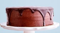 This dessert recipe is a keeper! Make this rich and moist chocolate cake for your loved ones.