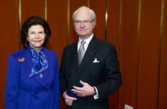 King Carl Gustaf and Queen Silvia continued their state visit to Finland. - Day 2