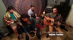 Instant Treeline performs 'Go and Find the Wine' live in Brooklyn