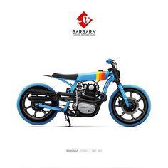 #Yamaha #YamahaXS650 #XS650 #BigJim #motorcycles #Instabike #moto #easyrider #concept #conceptmotorcycle #silodrome #RoadToy #sofinstagram #neovintage #instamotorcycle #Bratstyle #Scrambler #blue High Rez on FB http://fb.me/barbara.motorcycles and https://barbara-motorcycles.tumblr.com @caferacersofinstagram @silodrome @yamahamotorfr @fubiz
