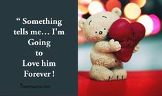 cool love life quotes I'm Going to Love Forever shortlove quotes