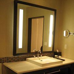 Bathroom Mirrors Google Search