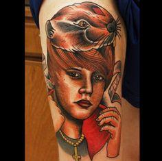 Katy Perry, Harry Styles, Ed Sheeran e outras celebridades que viraram tatuagem!