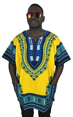 c2138eb78763  9.99 - Vipada s Dashiki Shirt African Top Men s Dashiki African Tops