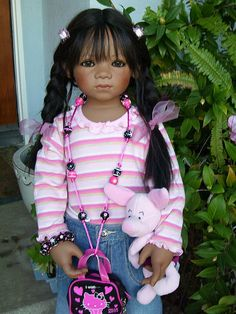 Mapi Himstedt...2005 Annette Himstedt Kinder, South America