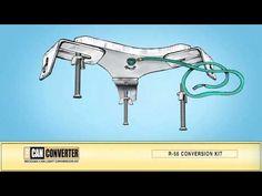 The Can Converter Model R56. How to Install, Pendant Lighting, Track Lighting, Flush Mount Lighting - YouTube