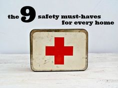 The 9 Safety Must Haves For Every Home | Apartment Therapy