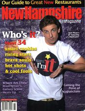 2012 It List - New Hampshire Magazine Seth Meyers, New Hampshire, Magazines, King, News, Books, Journals, Libros, Book