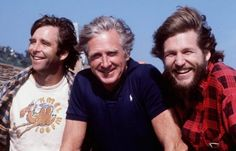 Beau, Lloyd and Jeff Bridges
