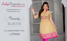 Classical Kurties at Soby Exports