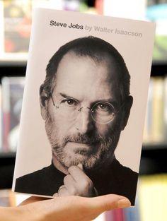 Foto de La biografía de Steve Jobs, el libro más vendido del año en Amazon