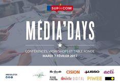 Media'Days : Les influenceurs sont-ils de nouveaux médias ? Workshops, conférences et table ronde sur le thème : Les influenceurs sont-ils de nouveaux médias ? Véritables créateurs de tendances, les influenceurs constituent aujourd'hui une « opportunité » pour les marques mais aussi une alternative aux stratégies de communication traditionnelles. «... https://www.unidivers.fr/rennes/mediadays-les-influenceurs-sont-ils-de-nouveaux-medias/ https://www.unidivers.fr/