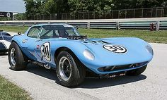 1965 Cheetah Coupe Vintage Classic Race Car Photo CA-1070 | Photographs | Direct from the Artist - Zeppy.io