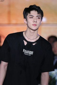 oh-sehun of exo. Chanyeol, Kyungsoo, Sehun Hot, Kris Wu, Rapper, Kim Minseok, Kpop Exo, Bts And Exo, Exo Members