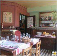 Auberge Ravoux - Auvers-sur-Oise : un déjeuner à la Maison de Van Gogh