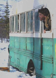 Into the Wild. One of my favorite movies ever. So deep.