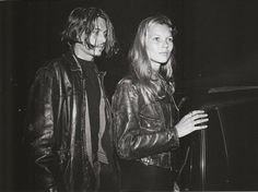 Cultura Inquieta - Regreso a los 90: Johnny Depp y Kate Moss