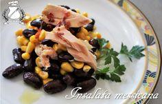 Insalata messicana è una ricetta molto semplice e veloce soprattutto adatta per…