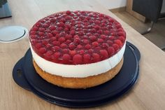 Cake & Co, Raspberry, Bacon, Bakery, Cheesecake, Food And Drink, Sweets, Fruit, Recipes
