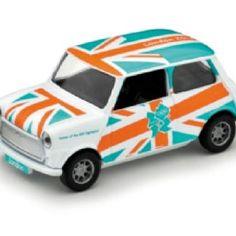 Fab mini matchbox car