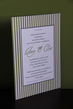 Wedding Invitation Southern Highlands by Create my Kaleidoscope (cmyk)